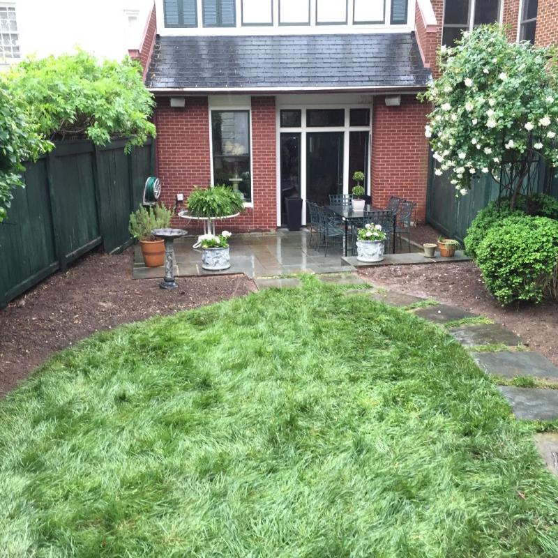 Before : Featured Garden : CITYSCAPES® Landscaping Inc.